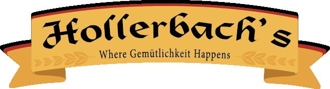 Hollerbachs banner