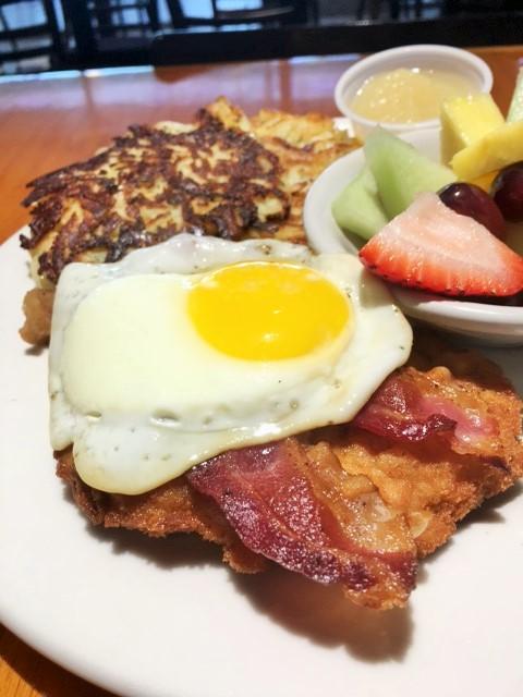 Sunrise Schnitzel 2