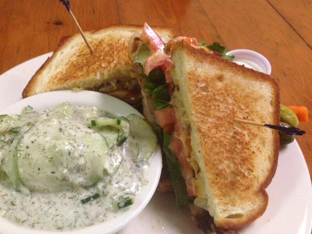 Ham Solo Sandwich