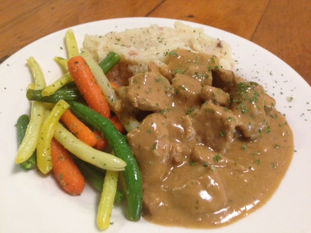 Veal Tips 2